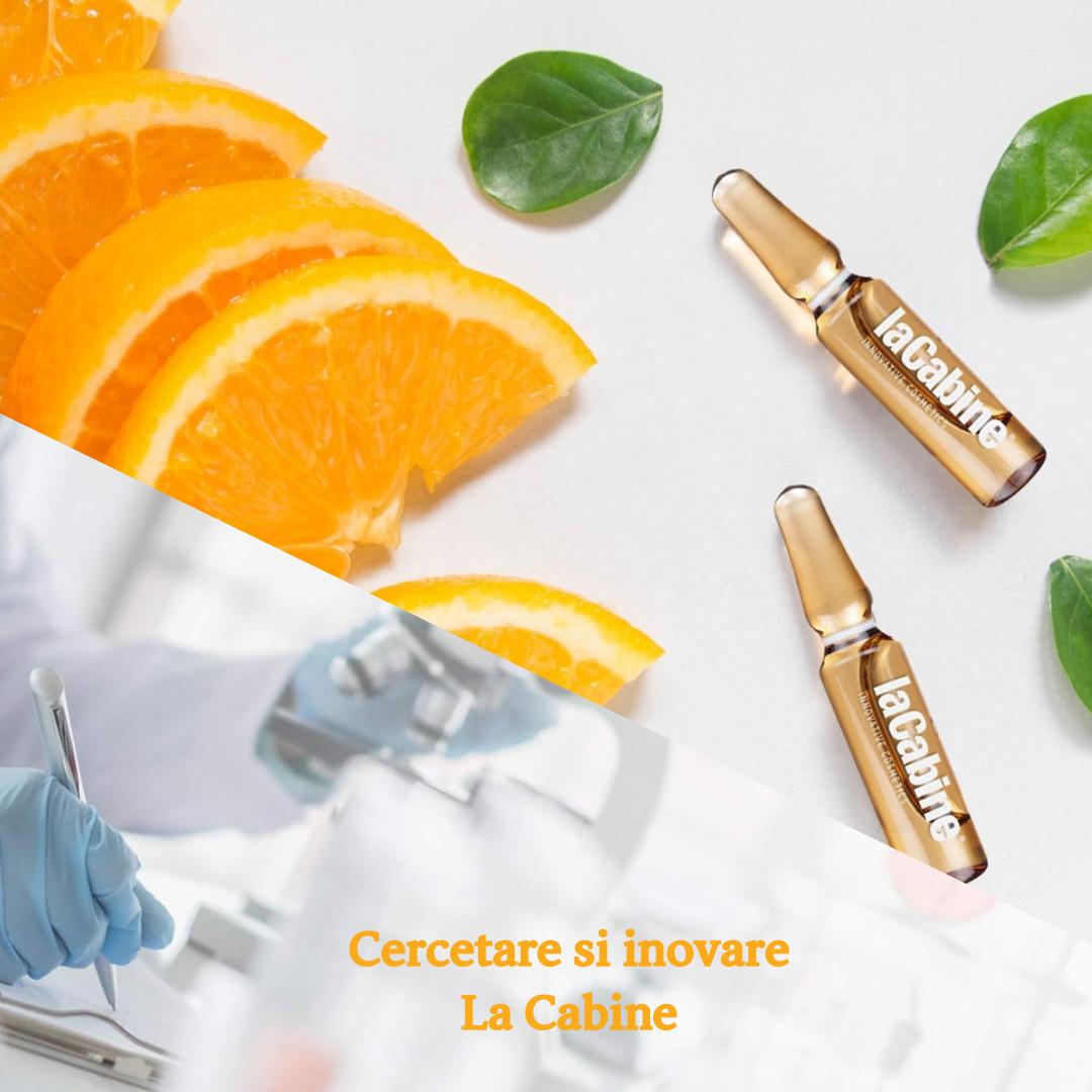 Fiolele Le Cabine contin ingrediente active inovatoare